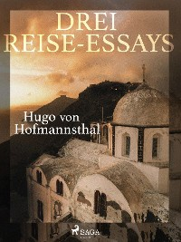 Cover Drei Reise-Essays