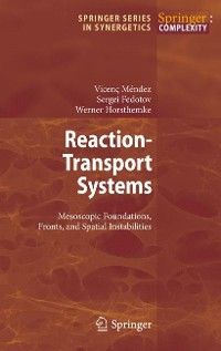 Cover Reaction-Transport Systems
