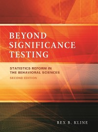 Cover Beyond Significance Testing