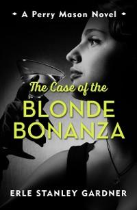 Cover Case of the Blonde Bonanza