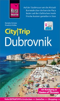 Cover Reise Know-How CityTrip Dubrovnik (mit Rundgang zu Game of Thrones)