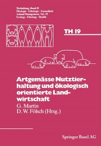 Cover Artgemasse Nutztierhaltung und okologisch orientierte Landwirtschaft