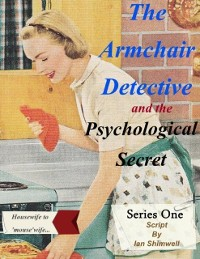 Cover Armchair Detective and the Psychological Secret