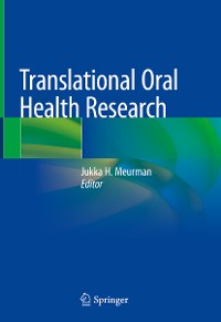 Cover Translational Oral Health Research