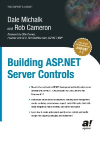 Cover Building ASP.NET Server Controls