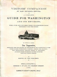 Cover A Complete Guide for Washington and Its Environs