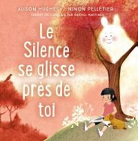 Cover Le Silence se glisse près de toi