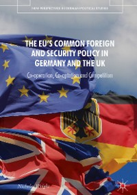 Cover The EU's Common Foreign and Security Policy in Germany and the UK