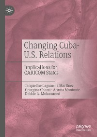 Cover Changing Cuba-U.S. Relations