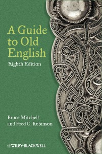 Cover A Guide to Old English