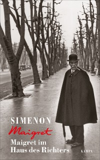 Cover Maigret im Haus des Richters
