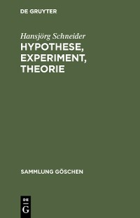 Cover Hypothese, Experiment, Theorie