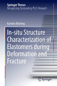 Cover In-situ Structure Characterization of Elastomers during Deformation and Fracture