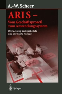 Cover ARIS - Vom Geschaftsproze zum Anwendungssystem