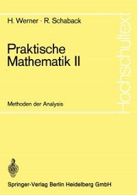 Cover Praktische Mathematik II
