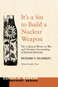 Cover It's a Sin to Build a Nuclear Weapon