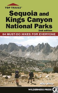 Cover Top Trails: Sequoia and Kings Canyon National Parks