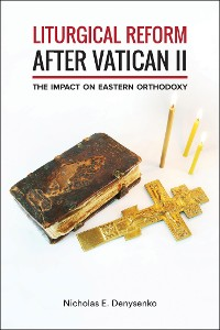 Cover Liturgical Reform after Vatican II
