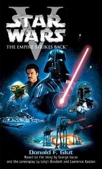 Cover Empire Strikes Back: Star Wars: Episode V