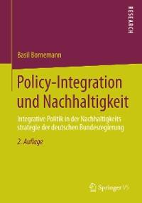 Cover Policy-Integration und Nachhaltigkeit