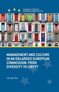 Cover Management and Culture in an Enlarged European Commission