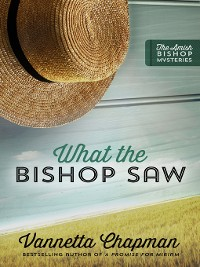 Cover What the Bishop Saw