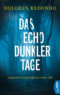 Cover Das Echo dunkler Tage