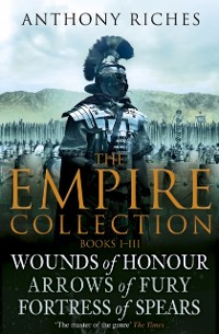 Cover Empire Collection Volume I