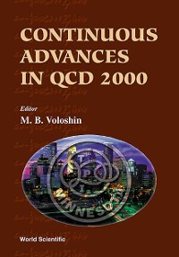 Cover Continuous Advances In Qcd 2000 - Proceedings Of The Fourth Workshop