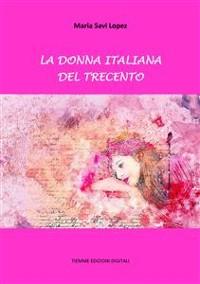 Cover La donna italiana del Trecento