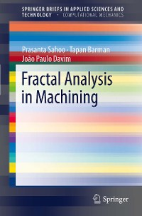 Cover Fractal Analysis in Machining
