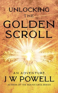 Cover Unlocking the Golden Scroll