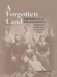 Cover A Forgotten Land