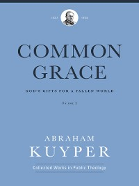Cover Common Grace (Volume 2)
