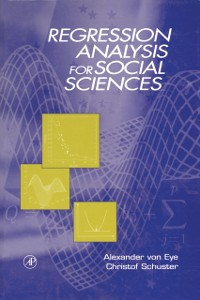 Cover Regression Analysis for Social Sciences