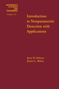 Cover Introduction to Nonparametric Detection with Applications