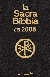 Cover Sacra Bibbia CEI 2008
