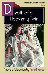 Cover Death of a Heavenly Twin