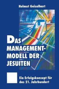 Cover Das Managementmodell der Jesuiten