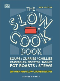 Cover The Slow Cook Book