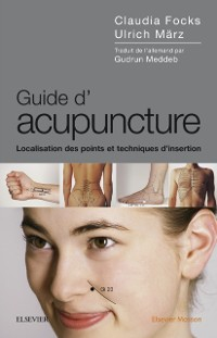 Cover Guide d'acupuncture