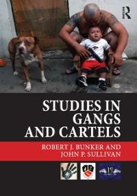 Cover Studies in Gangs and Cartels