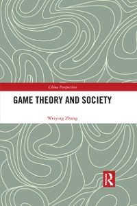 Cover Game Theory and Society
