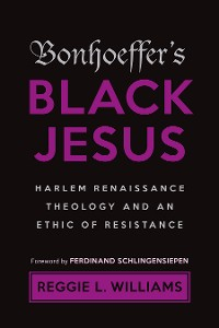 Cover Bonhoeffer's Black Jesus