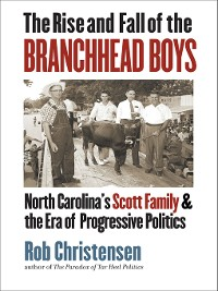 Cover The Rise and Fall of the Branchhead Boys