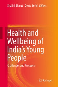 Cover Health and Wellbeing of India's Young People