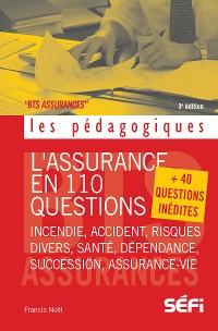 Cover L'assurance en 110 questions