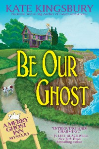 Cover Be Our Ghost
