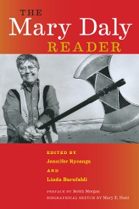 Cover The Mary Daly Reader