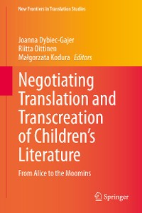 Cover Negotiating Translation and Transcreation of Children's Literature